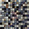 O arco-íris gosta do mosaico de vidro (CFR605)