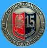 Монетка медали подарка промотирования Comdesron Fifiteen военно-морских сил (D-TT187)