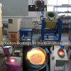 Печь плавя печи топления индукции 100 KG алюминиевая электрическая опрокидывая