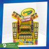 POS Supermarket Marketing Four Sides Full Pallet Pen Cardboard Display