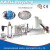 Recyclage en plastique / Machine de granulomètre à granulés en plastique à chaud