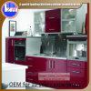 Armário de cozinha moderno do MDF de DIY (personalizado)