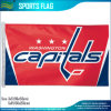 Capitales de Washington Logotipo del equipo de hockey de la NHL 3 'X 5' Flag
