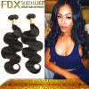 卸し売りアフリカ系アメリカ人の製品のブラジルの人間の毛髪の最もよい毛は編む
