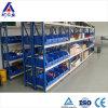 Estantería para trabajos de tipo medio del almacén del precio de fábrica para el compartimiento plástico