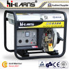 Luchtgekoelde Open Diesel van het Type van Frame Generator (DG2500E)