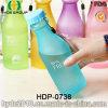 Bottiglia di acqua di plastica variopinta recentemente popolare di Tritan (HDP-0738)