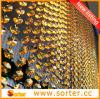 Champagne Crystal - freies Bead Garland Hanging für Wedding Supplies Decor