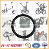 Tubo interno 16X2.125 de la bicicleta butílica de la alta calidad