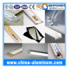 Aluminium LED Channel voor LED Strip met Lens Diffuser Cover