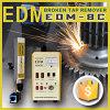 Pequeña removedor roto del golpecito de Eroder EDM de la chispa máquina portable