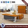 Meubles de bureau de mélamine L bureau de gestionnaire de forme (HX-5DE212)