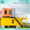 Design luxuoso Prefab Container House para Hotel
