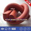 Tuyau flexible de bande de D-Forme de caoutchouc spongieux de mousse (SWCPU-R-H030)