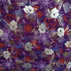 Oxford 600d Flowers Printing Polyester Fabric (XL-D7007-1)