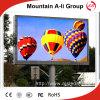 Precio competitivo P8 LED a todo color al aire libre que hace publicidad de la pantalla