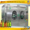Línea que capsula de relleno de la cerveza automática
