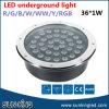 Weiß/Green/Blue 36W Underground LED Paving Stone Light, IP67 LED Linear Underground Lamp