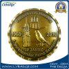 Moneda de metal de alta calidad con borde de diamante