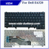 Nuova tastiera del taccuino Keyboard/PC per DELL E6320 E6420 noi disposizione