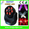 6X15W 4in1 Beam LED Moving Head RGBW Wash