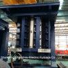 fornalha do metal da carcaça da indução 15000kg