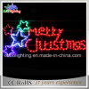 Lumière décorative de motif de Noël de drapeau de lettre de Joyeux Noël (OB-KL-42002)