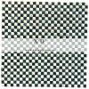 3D Witte Mozaïek van de Badkamers van het Onyx van de Mengeling van de PUNT Vierkante Groene (xd-M0009)