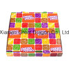 Boîte ondulée à pizza de Papier d'emballage d'euro mesure mince de type (PB160603)