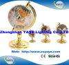Globe SizeのYaye Hot Sell White Colour Gemstone Globe/World Globe: 50mm-330mm