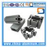 6063-T5 Anodized T-Slot Square Aluminium Alloy Extrusion Profile