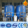 PLC industriale Control Sand Filter Pressure Vessels con Internal Rubber Lining