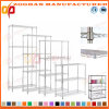 Prateleiras ajustáveis do carrinho do fio do armazenamento do escritório Home do metal (Zhw70)