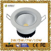 Hoge Bright 10W LED COB Downlight met Ce RoHS