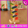 Multi educativo Colors Ladder Ball Wooden Game Toy per Children W04e025