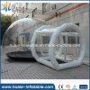 Tenda gonfiabile di vendita della cupola trasparente calda gigante del fornitore per accamparsi
