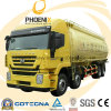 Scania에 8X4 M100 Hongyan Iveco Genlyon Fuel Tank Truck Compete