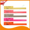 Vermaak 3 Banden van de Armband van identiteitskaart van de Manchetten van het Lusje Vinyl Plastic (e6070-3-5)
