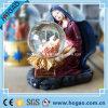 Глобус снежка Polyresin Мария (HG185)