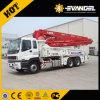Pompe concrète concrète du camion Hb37A de pompe de Xcm 37m mini