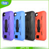 Bluのための方法Shockproof Robot Case Back Cover Stand Case