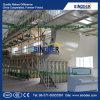 Impianto di estrazione a solvente dell'olio di soia