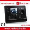 Realand FingerprintおよびID Card時間Attendance Systems