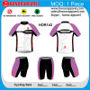 Nessun Minium Quick Dry Fabric Bicycle Jersey e Shorts