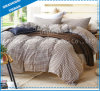 Litte Grid 3 Pieces Bedding Duvet Cover (fijar)