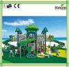 Crianças da série da floresta de Kaiqi campo de jogos das grandes com três corrediças (KQ50036A)