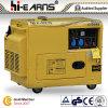 5kw van de Diesel van het Gebruik van het huis de Reeks Generator van de Macht (DG6500SE)