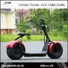 ترقية منتوج [إ-سكوتر] مدينة جوز هند 2 عجلات كهربائيّة درّاجة ناريّة [800و] بالغ كهربائيّة مدينة [سكوتر]