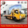 Jmc 4X2 resistente carro de la recuperación del camión de auxilio de 8 toneladas