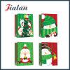 Saco impresso barato feito sob encomenda especial do presente da decoração do Natal do logotipo do OEM